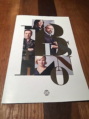 Billions Press Kit Season 1 with DVDS