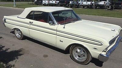 "Ford: Falcon FUTURA CONVERTIBLE ONLY 101,000 MILES!  ""ALL ORIGINAL""  EXCELLENT IN & OUT!  IN CALGARY ALBERTA!"