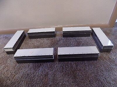 Lot 6 Honeywell Slide Trays will hold 36 Slides With title index