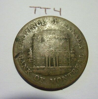 Colonial era 1/2Penny Coin/Token. (lot #tt4)