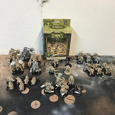 Minions Farrow Thornfall Pigs Army, 50% off!, for Warmachine and Hordes
