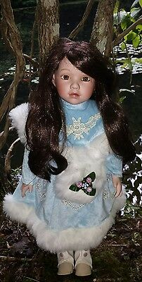 Haunted Doll Story w/ Porcelain Voo Doo Priestess Very Powerful!
