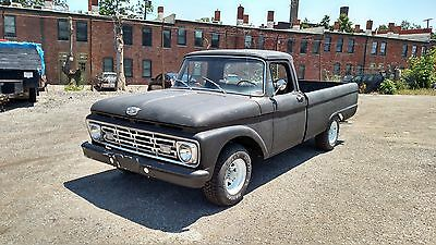 1964 Ford F-100  1964 Ford F100 Long Bed