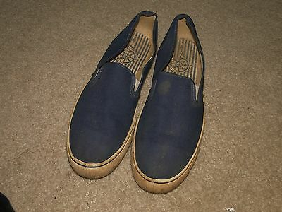Vintage  OLD SCHOOL SHOES  Made in USA 60s Sz.9.5