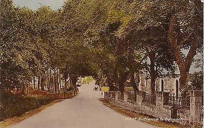West Entrance To Town, DORNOCH, Sutherland