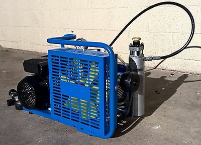 Electric Portable High Pressure Breathing Air Compressor (Scuba Diving)