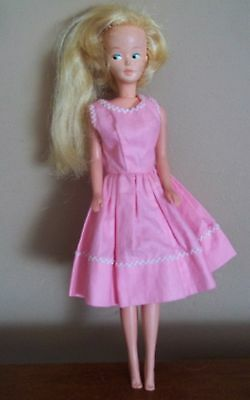 GROWING HAIR tressy CLONE mary makeup VINTAGE FASHION ponytail pony tail DOLL