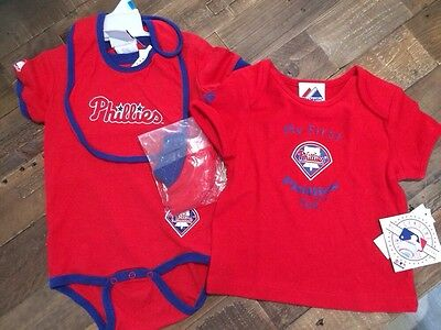 Philladelphia Phillies MLB 24mth Gift Pack