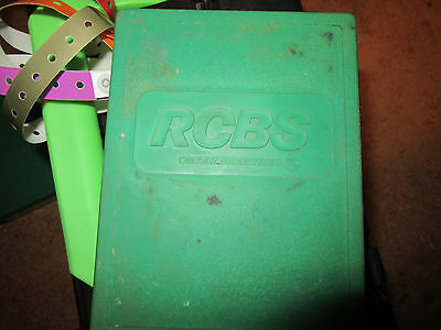 RCBS 243 Winchester 243 Win reloading dies