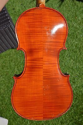 Old french violin mirecourt