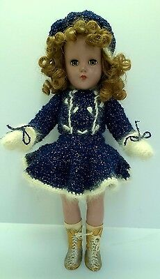 """14"""" Vintage 1950s American Character SWEET SUE Doll"""