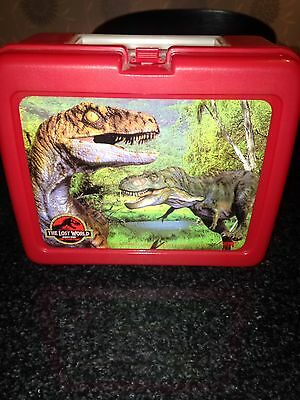 Jurassic Park Lost World Lunch Box Never Used