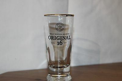 Original 16  Shot Glass
