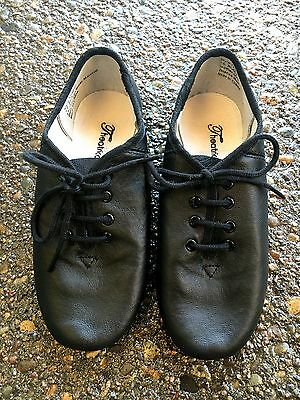 Girls Lace Up Jazz Shoes - Youth Size 1