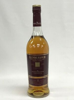 Glenmorangie The Lasanta 12Yo  Sherry Cask Highland Single Malt Scotch 700Ml Box