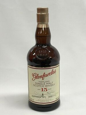 GLENFARCLAS 15 YO HIGHLAND SINGLE MALT SCOTCH TASTING PACK 700ML + 2x50ML MINIS