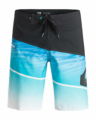 "NEW QUIKSILVER™  Mens Slash Logo Vee 20"" Boardshort Surf Board Shorts"