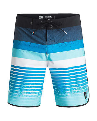 "NEW QUIKSILVER™  Mens Calibre Scallop 19"" Boardshort Surf Board Shorts"