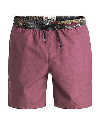 "NEW QUIKSILVER™  Mens Inlay Volley 17"" Boardshort Surf Board Shorts"