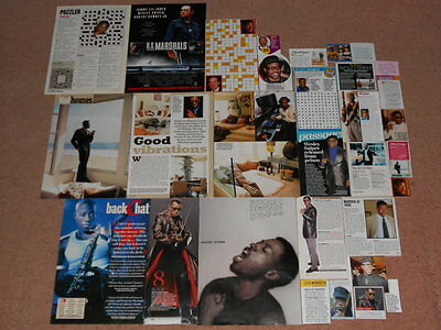 30+ WESLEY SNIPES Magazine Clippings