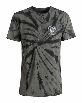 NEW QUIKSILVER™  Mens Off The Block Spiral T Shirt Tee Tops