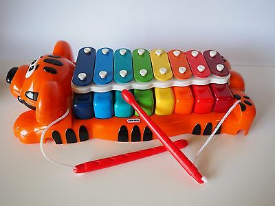 "Toddlers ""Little Tikes"" Xylophone Play Toy Great Condition. Bargain Price."