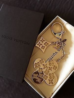 1000% Authentic Louis Vuitton IVY Bag Charm & Key Holder