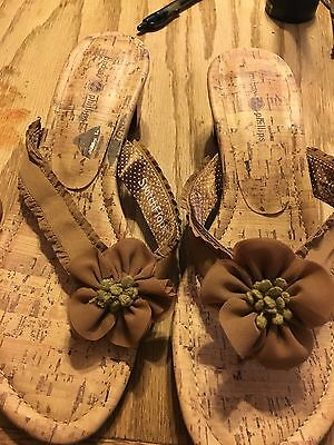 Women's Lindsay Phillips, switch flops, size 10 - slightly used