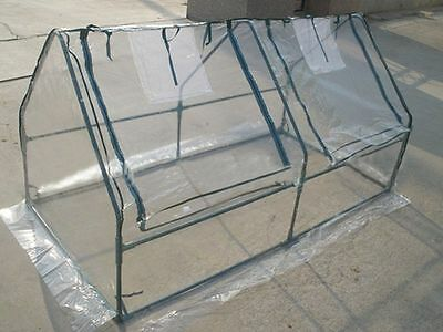Anti-Ultraviolet Greenhouse Gardening Tent Greenhouse Plant House Shed Garden