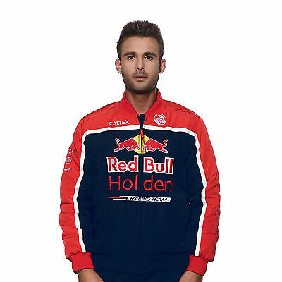 Official 2017 Red Bull Holden Racing Team Bomber Jacket