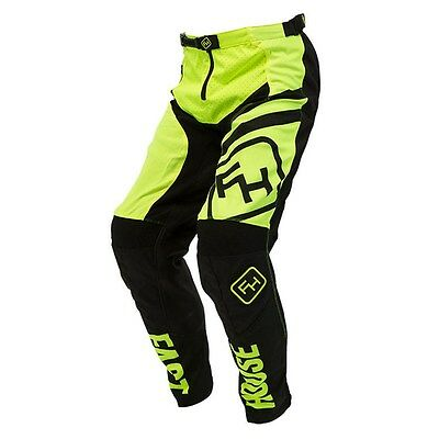 FASTHOUSE SPEED STYLE Off Road Dirt Bike PANT YELLOW