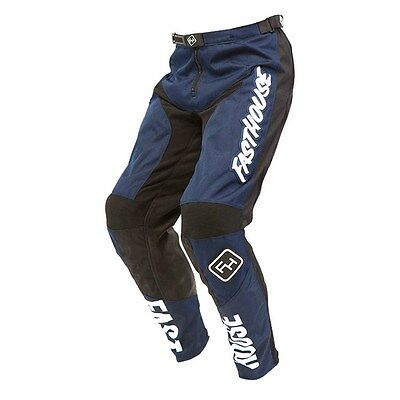 FASTHOUSE GRINDHOUSE Off Road Dirt Bike PANT NAVY BLUE