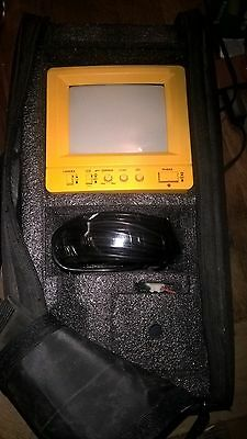 "Toughtest SW-GLJ2110 Underwater 5.5"" Video Camera System for Fishing NIB UNUSED"