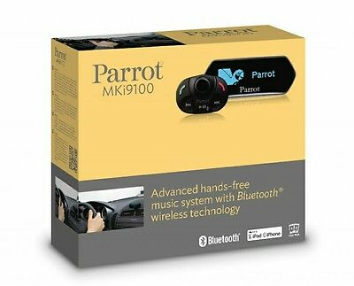 manos libres parrot mki9100,usb,aux,Bluetooth,  ultima version 3.11