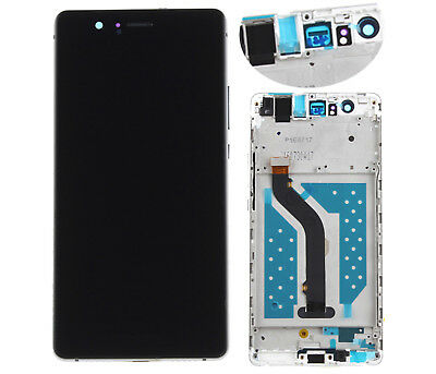 For Huawei P9 lite G9 Glass LCD Display+Touch Screen+Frame Replaced Panel Parts
