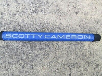 1 Hour flash sale New Scotty Cameron Blue Putter Grip 11""