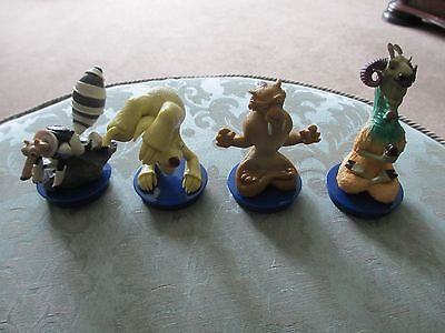 Ice Age Cup Topper Figures