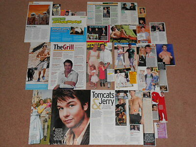 30- JERRY O'CONNELL Magazine Clippings