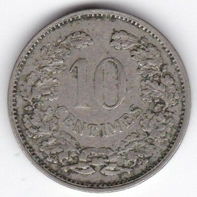1901 Luxembourg 10 Centimes***Collectors***
