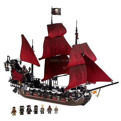New Lego Compatible Pirates Of The Caribbean 4195 Set Unboxed Retired Rare
