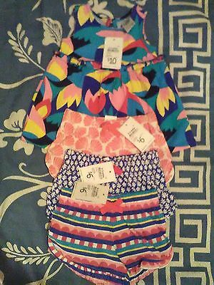 baby girls clothes size 0-3 months new with tags