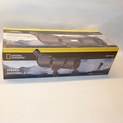 National Geographic 90-57000 Zoom Spektiv 350 mm 20 - 60x 60 mm OVP + NEU!