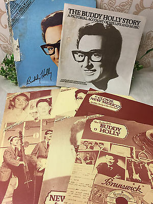 Buddy Holly - The Complete Buddy Holly 6 x LP Box Set + 64 Page Scrapbook 1986