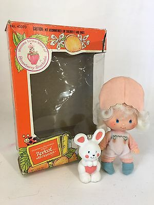Vintage 1980s Strawberry Shortcake - Apricot with Hopsalot