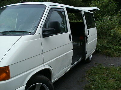 2001 vw t4 transporter 2.5 tdi with x pack