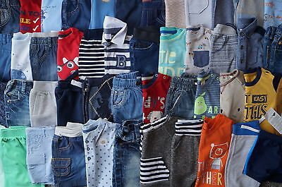 Bundle of boys clothes from 3-6 months old -FULL LIST & LOTS OF PICTURES INSIDE