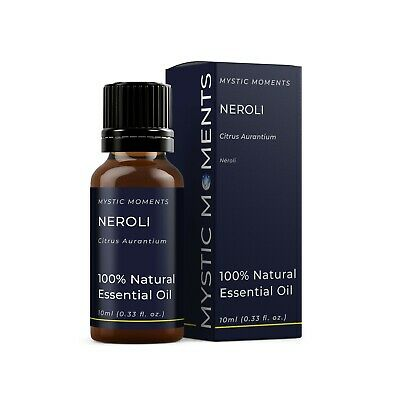 Mystic Moments | Neroli Essential Oil - 100% Pure - 10ml (EO10NEROLI)