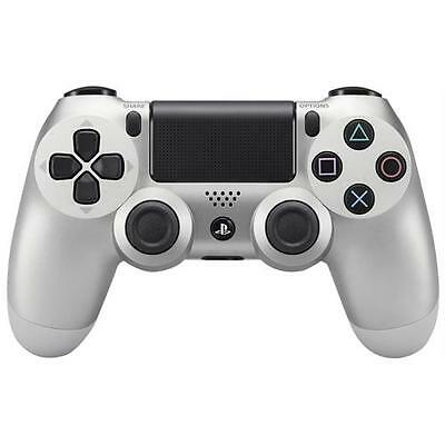 Sony Playstation PS 4 Controller Dual Shock wireless argento - 916247IPT