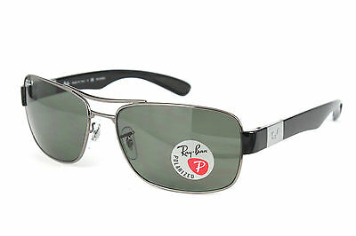 Ray Ban Sonnenbrille / Sunglasses RB3522 004/9A 64[]17 135 3P + Etui