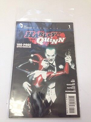DC Harley Quinn 100 Page Spectacular Comic #1